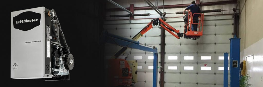 Commercial Garage Door Installation Magnolia
